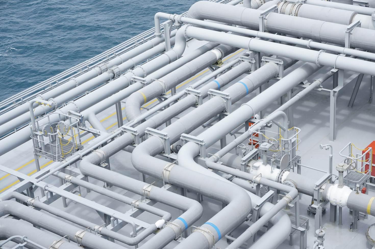 LNG Merger