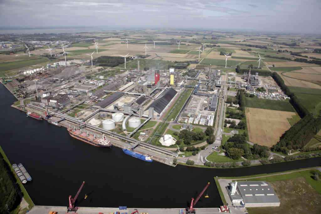 Yara Plant Netherlands