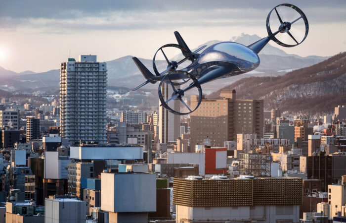 Flying cars 2030