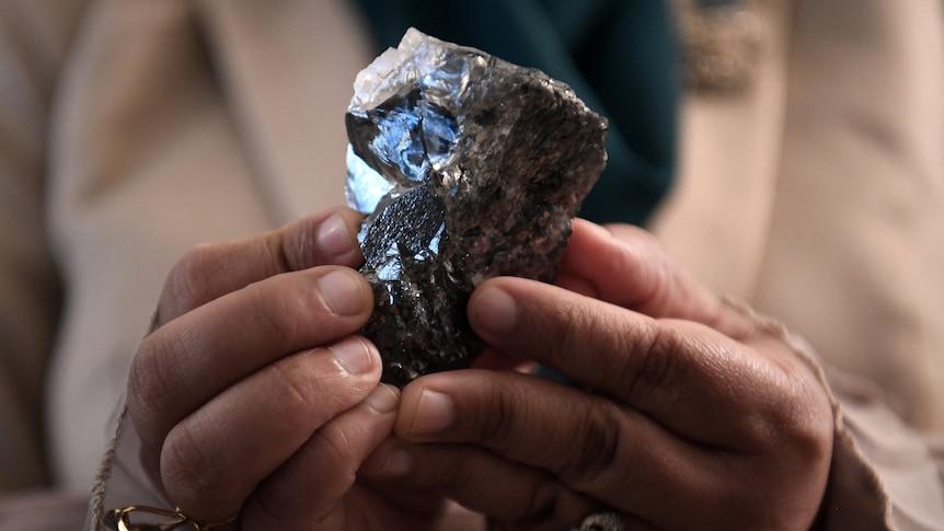 Gaborone, Botswana Diamond